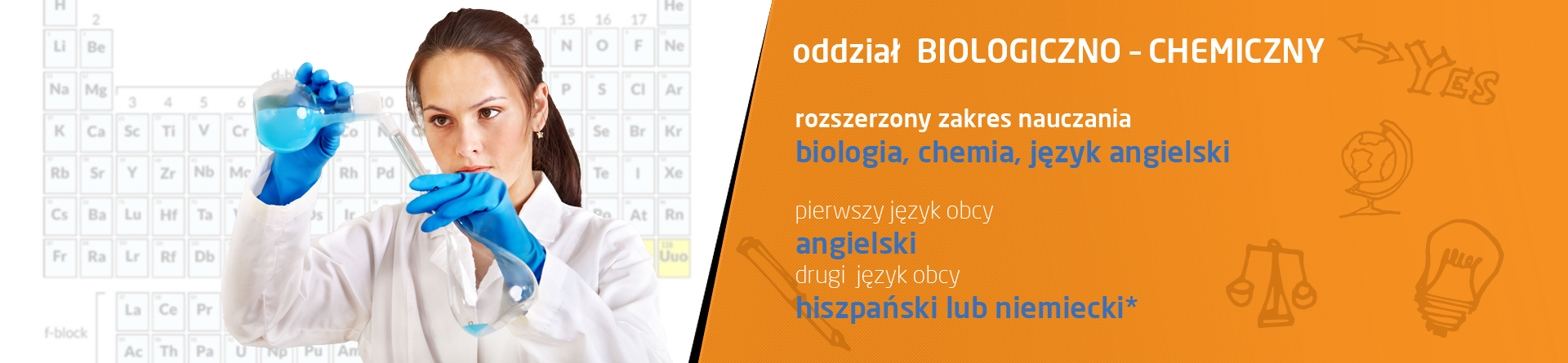 oddział Biologiczno – chemiczny